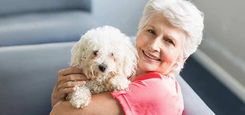 How Animals Can Help People with Dementia