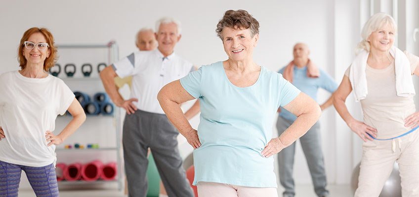 Physical Activity Guidelines for Seniors