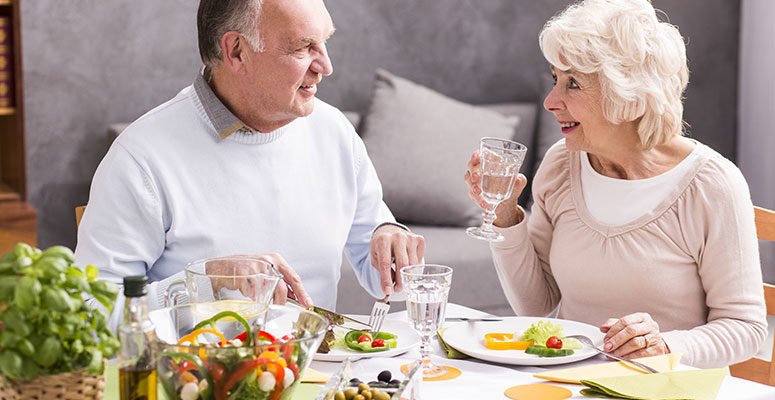 Senior Nutrition: Special Nutrient Needs of Older Adults