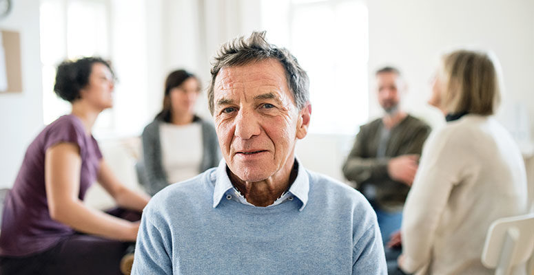 Dealing with Depression in Retirement